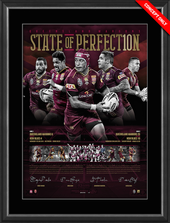 1. QLD State of Perfection Litho 1 copy copy