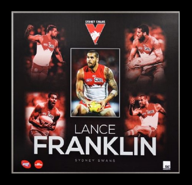 BUDDY FRANKLIN