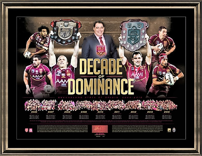 Decade of Dominance Meninga