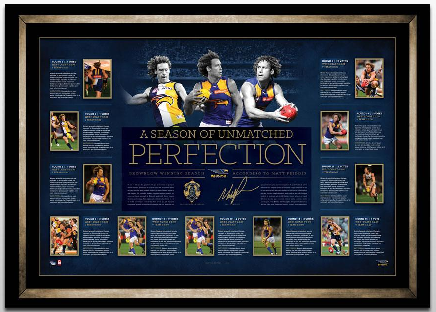 MATT-PRIDDIS-2014-BROWNLOW-BRILLIANCE--SUCCESS-LITHOGRAPH-EDITION-