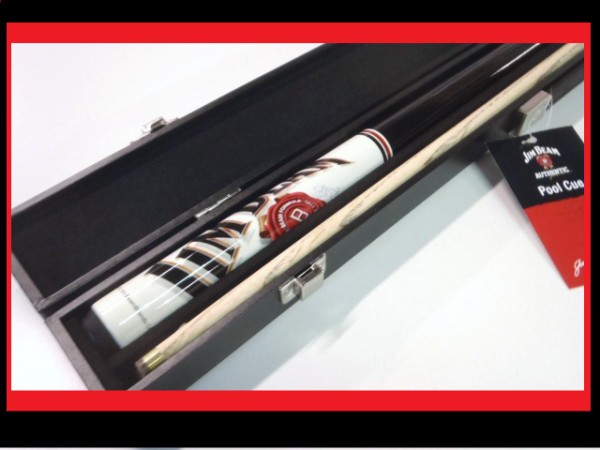 Jim Beam Merchandise A Jim Beam Pool Billiard Cue Amp Case