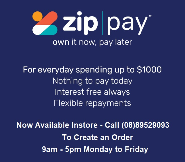 Zip Pay details