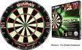 1.WINMAU PRO SFB BRISTLE DARTBOARD free extras games of darts booklet checkout tablejpg (850 x 529)