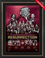 11. NRL 2017 SoO QLD Success Gagai Holmes Signed Litho