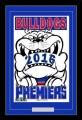 2. BULLDOGS 2016 WEG ART POSTER RS7 (1)7