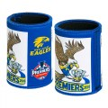 2018 PREMIERS CARICATURE CAN COOLER AFL18003B