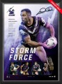 Cameron Smith – Storm Force 400 Game Lithograph 195