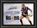 Cameron Smith – The Perfect Storm 400 Game Lithograph 495