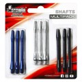 Coloured Alloy Shaft Multipack