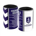 Fremantle Dockers Team Song Can Cooler