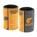 GWS Giants Team Song Can Cooler