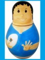 Gold Coast Titans Ceramic Cookie Jar