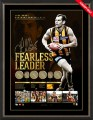 Luke Hodge Retirement Lithograph
