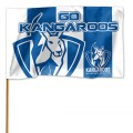 NORTH MELBOURNE GAME DAY FLAG AFL489BJ