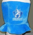 NORTH MELBOURNE KANGAROOS AFL FUN TOP HAT