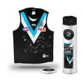 PORT ADELAIDE FOOTBALL CLUB 2019 TEAM SIGNED GUERNSEY