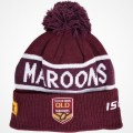 Queensland Maroons Bobble Beanie
